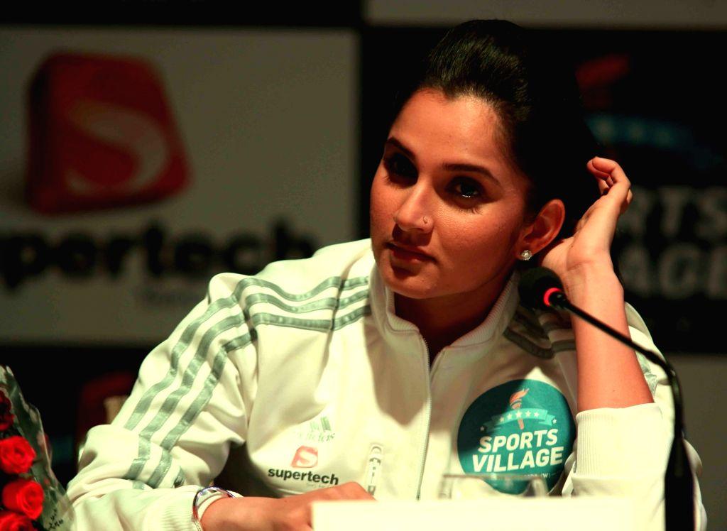 Indian professional tennis player Sania Mirza. (File Photo: IANS) - Sania Mirza
