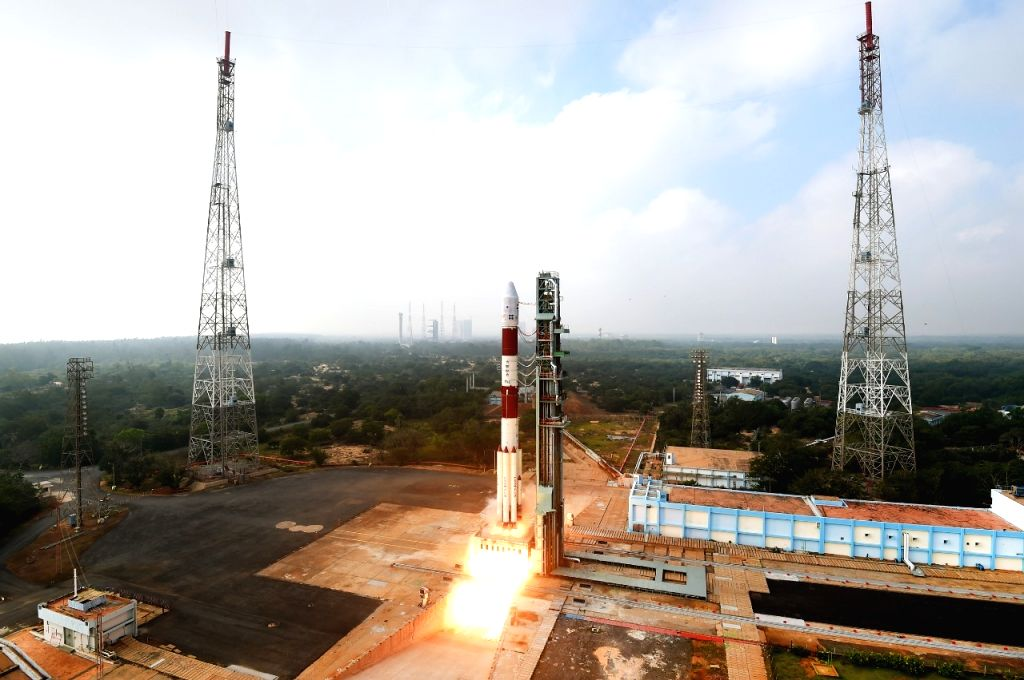 Indian, Russian satellites barely miss collision in space.