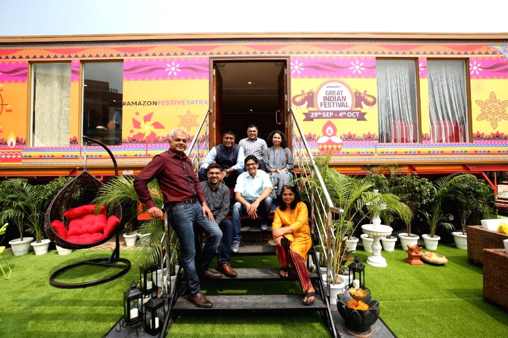 Indian shoppers in non-metro cities are spoilt for choice in the festival season, what with leading e-commerce brands falling over each other to take their lifestyle products to Tier II and Tier III ...