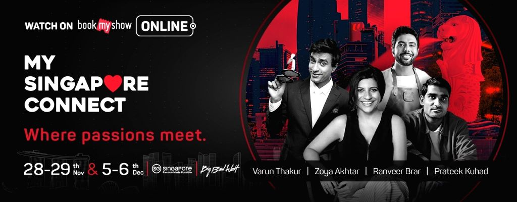 Indian stars connect with Singapore artistes for virtual chat
