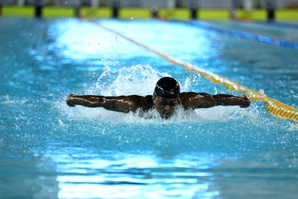 Indian Swimmers cleared for Olympic Qualifying events in Serbia and Rome (pic-SFI)