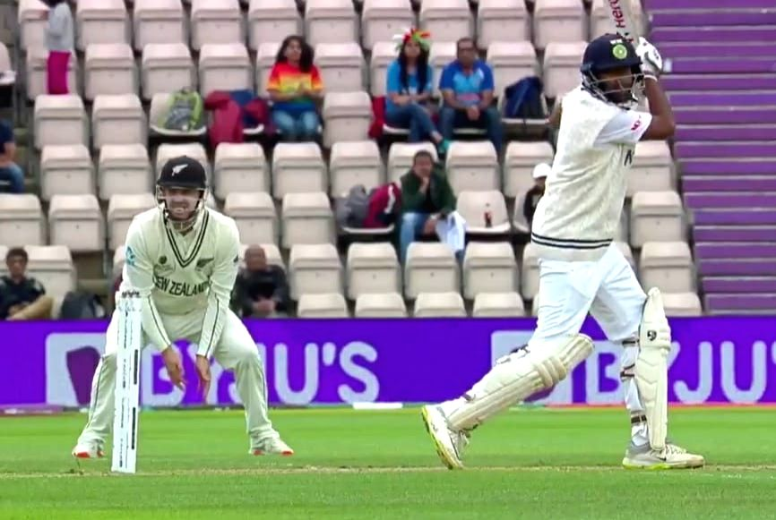 Indian tail's woes continue, add just 28 in 2nd innings