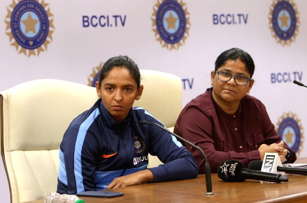 Indian women cricket team skipper Harmanpreet Kaur. (File Photo: IANS) - Harmanpreet Kaur
