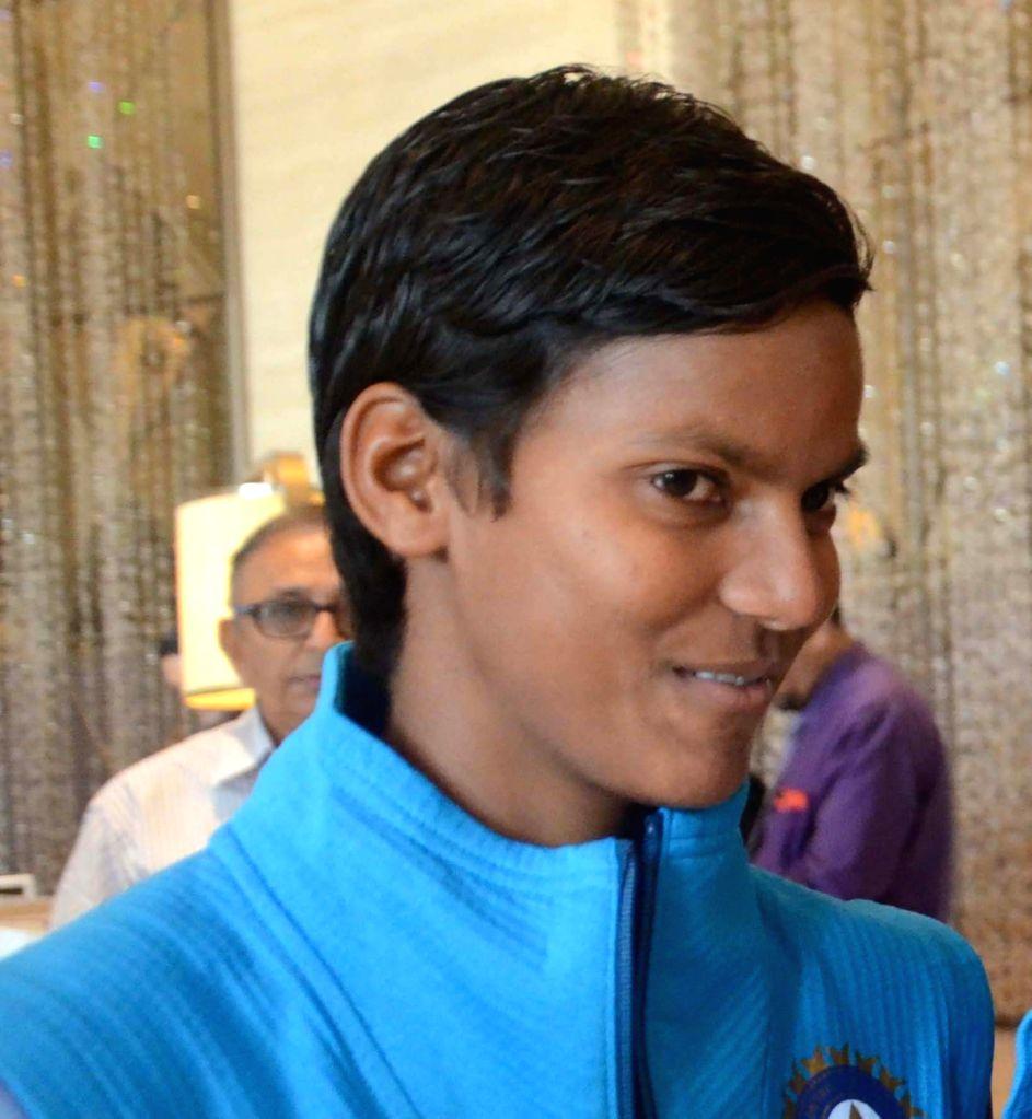 Indian women cricketer Deepti Sharma. (File Photo: IANS) - Deepti Sharma