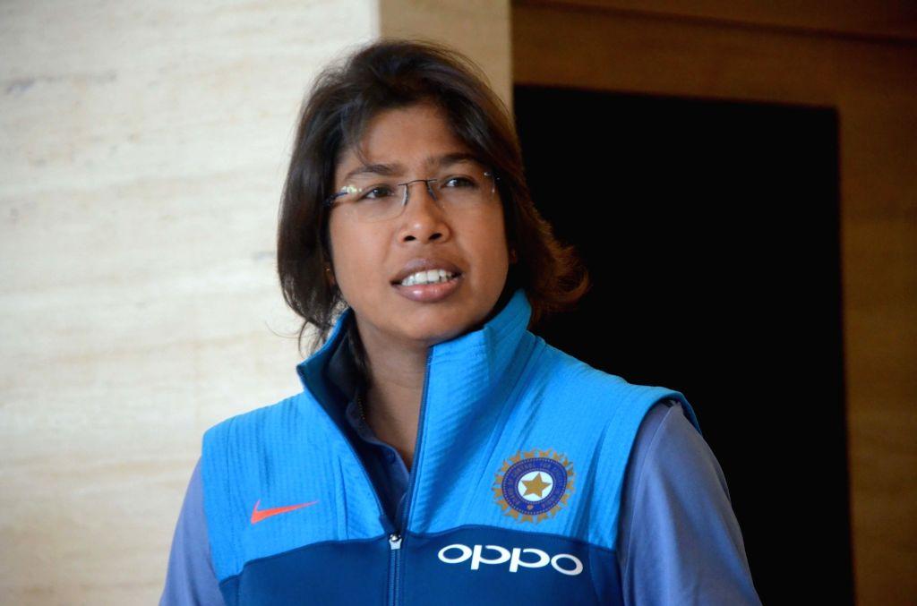 Indian women cricketer Jhulan Goswami. (File Photo: IANS) - Jhulan Goswami