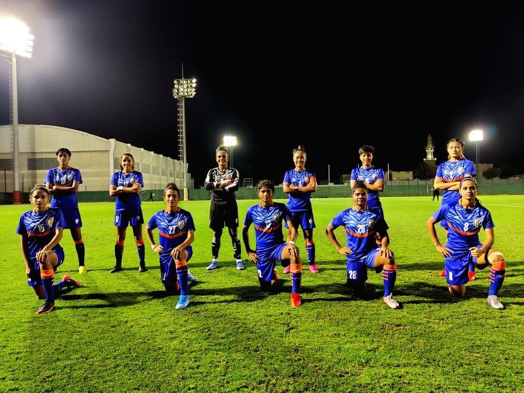 Indian women go down to Tunisia in international friendly.