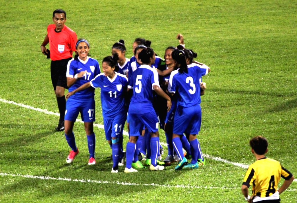 Indian Women's football team (Photo: IANS)