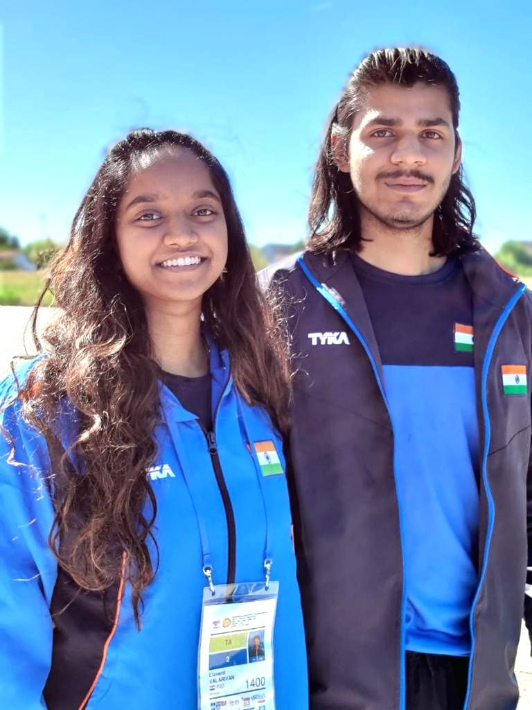 Indias pistol and rifle shooters on target in european
