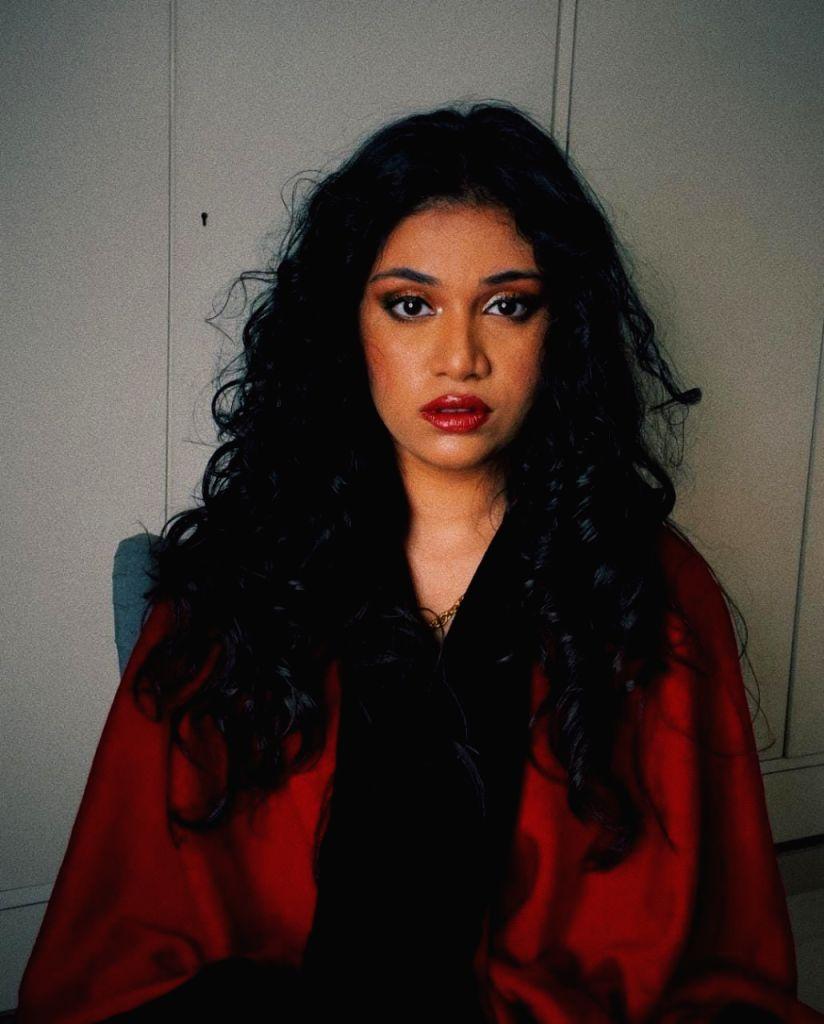 Indie singer Nikitaa.