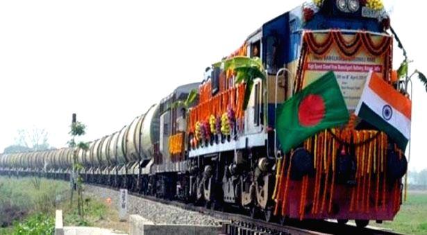 Indo-Bangla Chilahati-Haldibari rail link resumes after 56 years