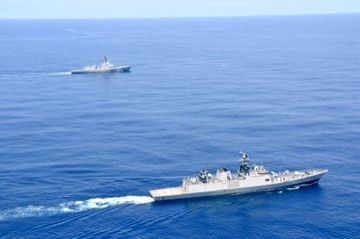 Indo-Pacific QUAD partners fan out to counter China