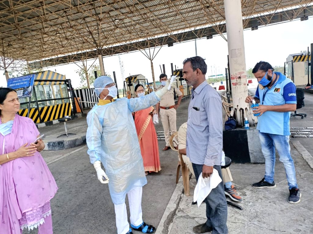 Indore, March 30 (IANS) Coronavirus trouble returned to haunt Indore after Sunday's breather as seven out of eight patients who tested positive by Monday noon in Madhya Pradesh were from the city. The state now has 47 Covid-19 positive cases.