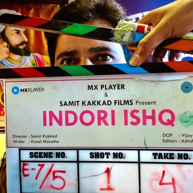 Indori Ishq' shows infidelity from male perspective: Director Samit Kakkad