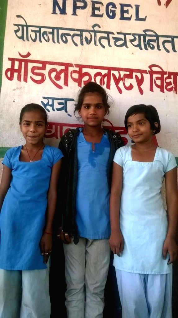 Indra, Pushpa and Upma have been married off by their parents.