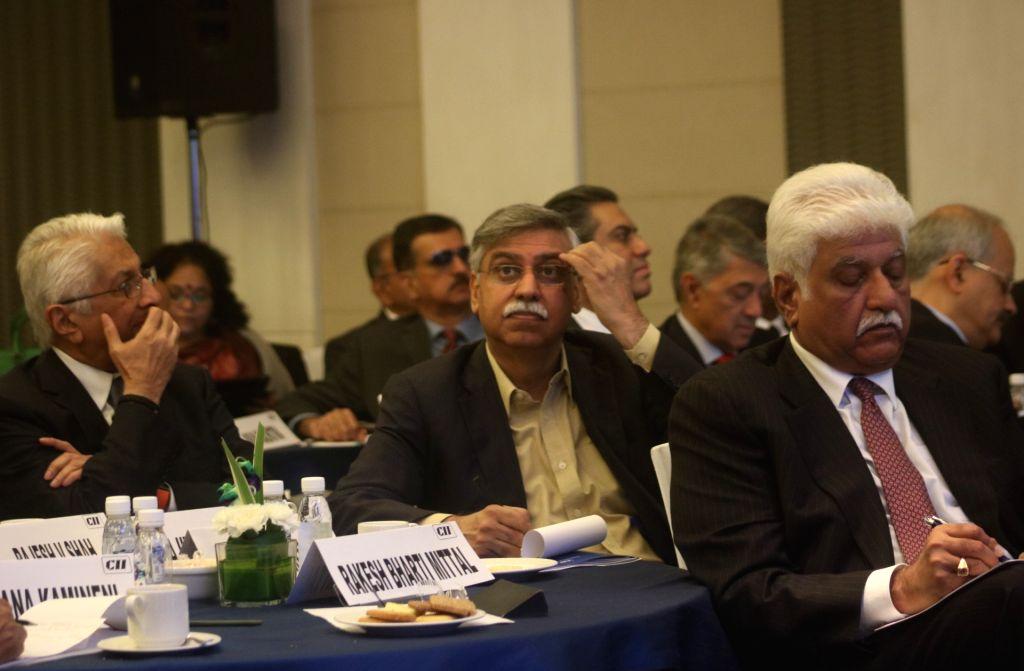 Industrialists watch budget presentation