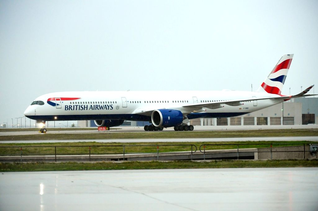 ing global airline British Airways on Thursday announced the launch of a new A350-1000 aircraft between Bengaluru and London as part of its 6.5 billion pound (Rs 60,817 crore) global investment ...
