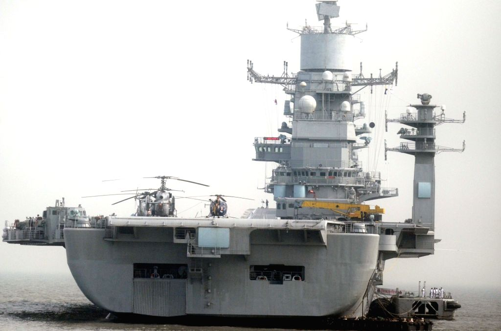 INS Vikramaditya. (File Photo: IANS)