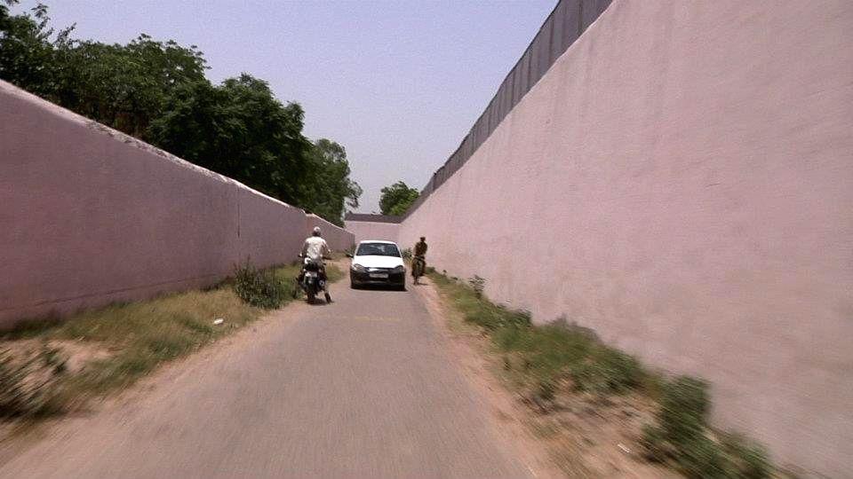 Inside Tihar Jail, New Delhi.