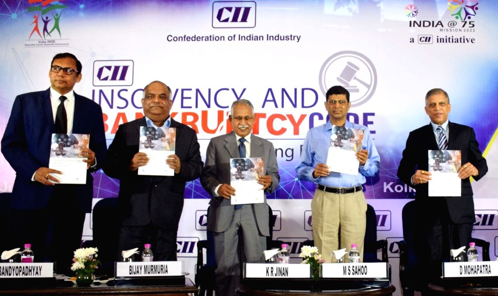 Insolvency and Bankruptcy Board of India Chairperson M S Sahoo, Bank of India MD and CEO Dinabandhu Mohapatra, National Company Law Tribunal (NCLT) member judge Jinan K R and Sumedha Fiscal ...
