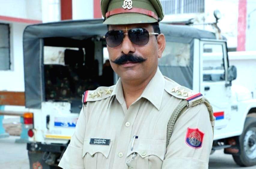 Inspector Subodh Kumar Singh.(File Photo: IANS) - Subodh Kumar Singh