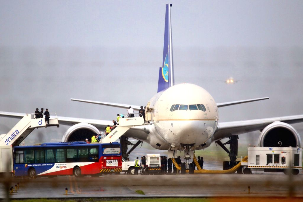 Int'l flights to remain suspended in Saudi until further notice