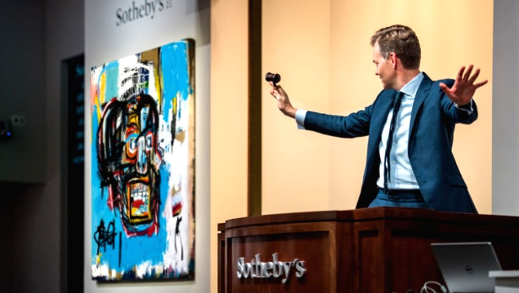 International auction house Sotheby's .