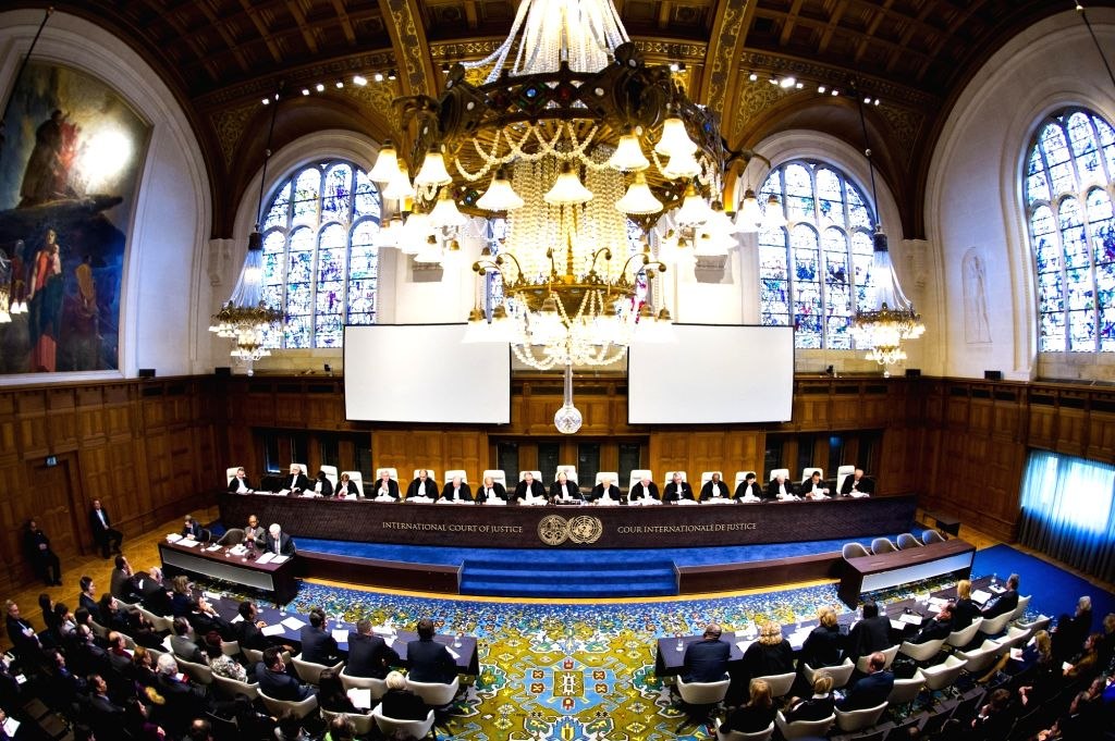 International Court of Justice. (Photo Courtesy: ICJ)