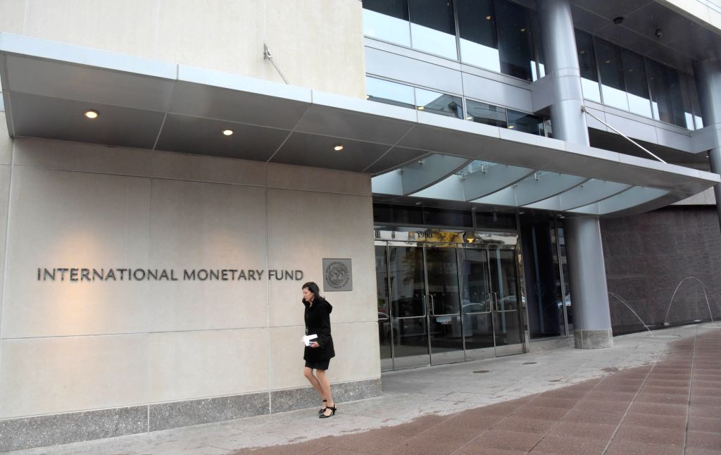 International Monetary Fund (IMF). (File Photo: IANS)