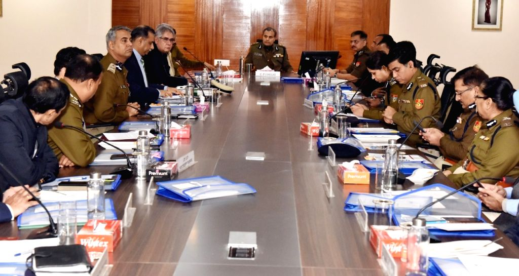Interstate co-ordination meeting aimed towards strengthening the cooperation and coordination in order to address the various issues related to policing in NCR.