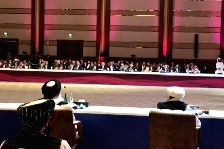 Intra-Afghan talks finally begin in Doha