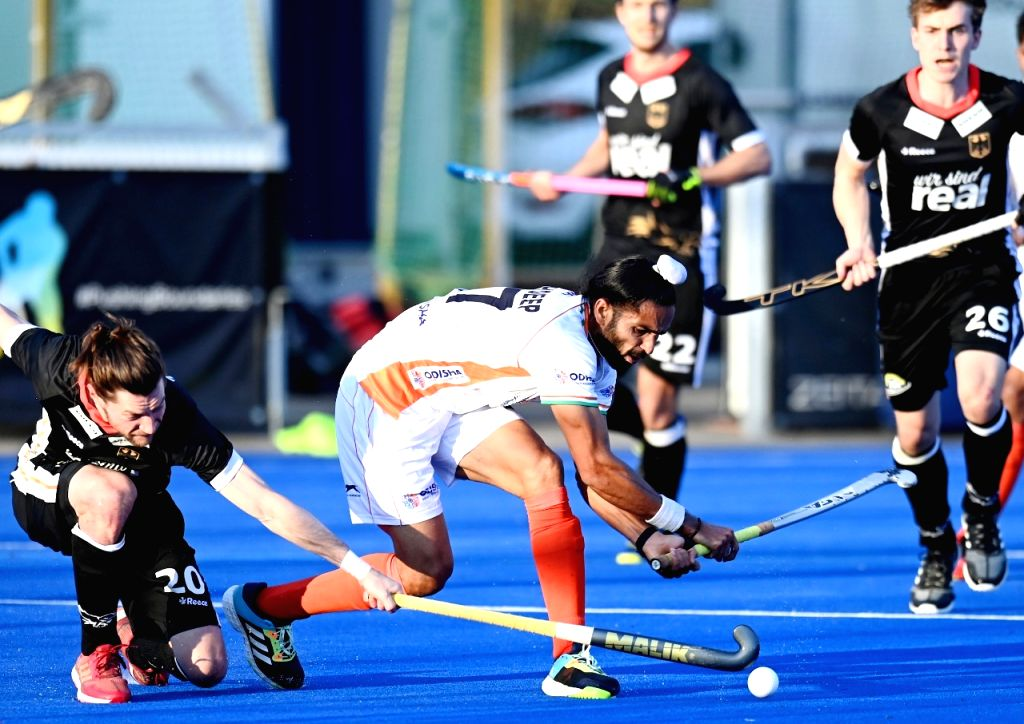 Intra-squad hockey games right warm-up for Oly: Striker Akashdeep