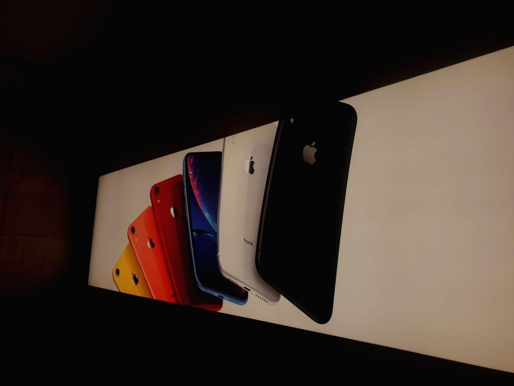 iPhone. (File Photo: IANS)
