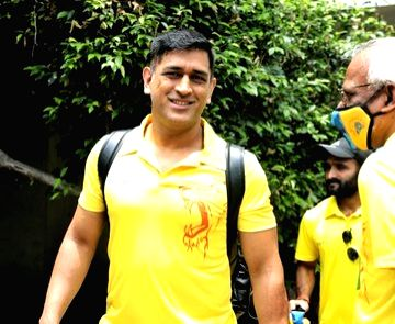 IPL 13: CSK share pictures of Dhoni, Raina ready for UAE sojourn.