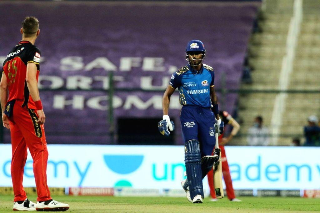 IPL 2020: Pandya, Morris reprimanded for code of conduct breach.