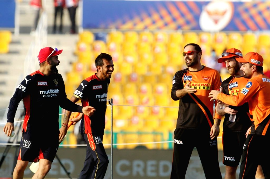 IPL 2021: Bangalore win toss, elect to bowl first against Hyderabad