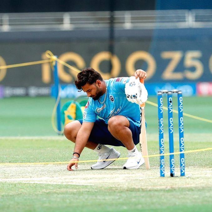 IPL 2021: Delhi won the toss, decided to bowl (-1)