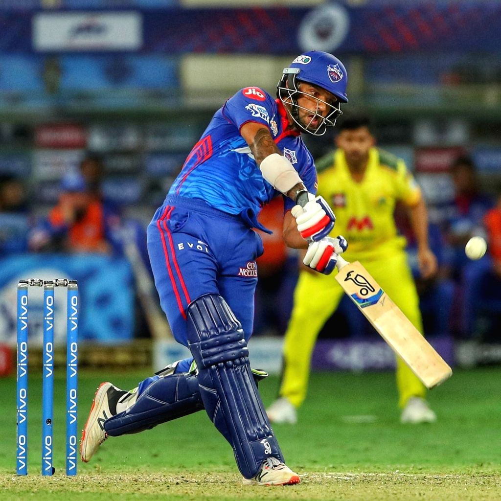 IPL 2021: Dhawan and Hetmyer guide Delhi to a tense three-wicket win over Chennai