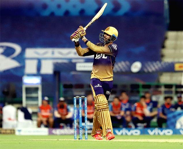 IPL 2021- Iyer helps KKR to 165-7 against Punjab