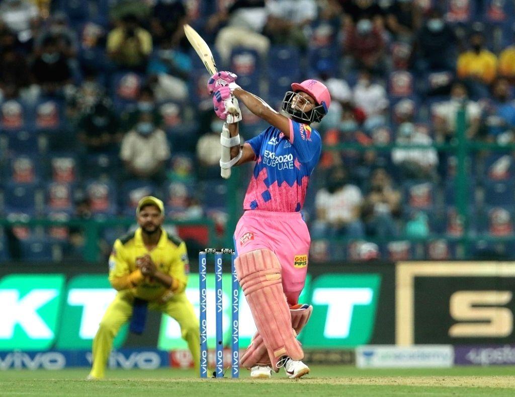 IPL 2021: Jaiswal and Dube take Rajasthan to a cruising win over Chennai