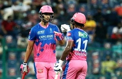 IPL 2021: Jaiswal, Dube fifties overshadow Gaikwad ton as Rajasthan win