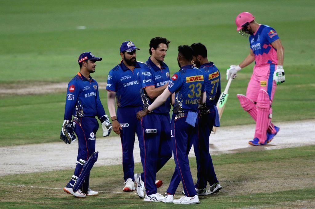 IPL 2021: Mumbai bowlers restrict Rajasthan to 90/9