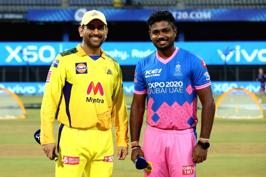 IPL 2021: Rajasthan win toss, elect to bowl first against Chennai