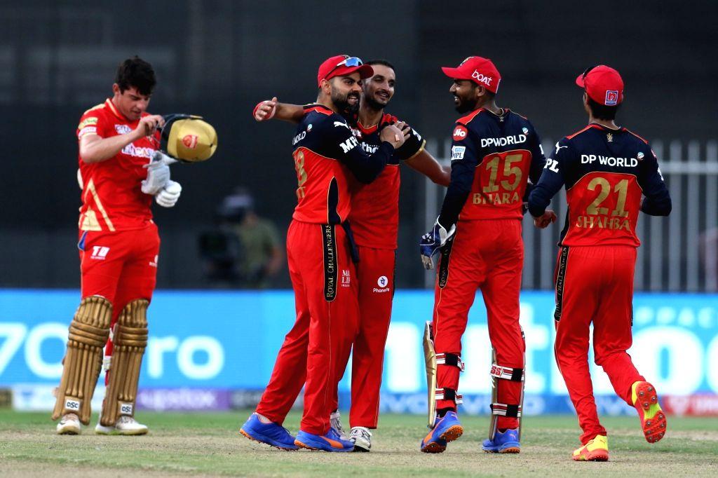 IPL 2021  RCB beat Punjab Kings by 6 runs, seal play-off berth. (Credit: Twitter/ IPL)