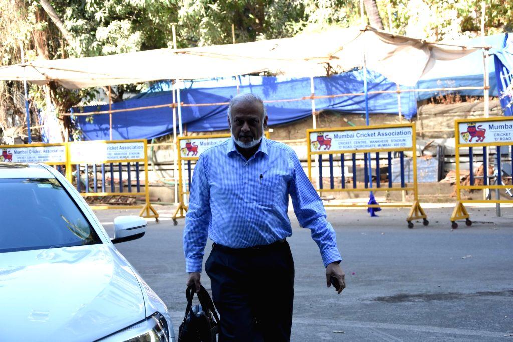 IPL Chairman Brijesh Patel. (Photo: IANS) - Brijesh Patel