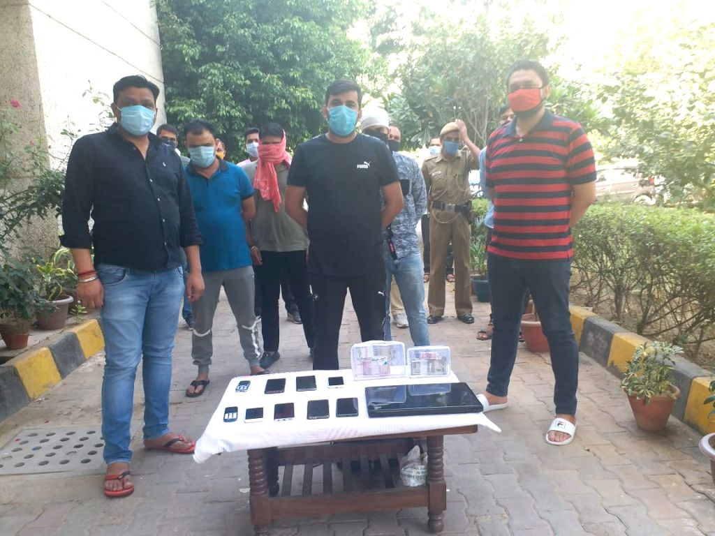 IPL Cricket betting module busted,6 nabbed