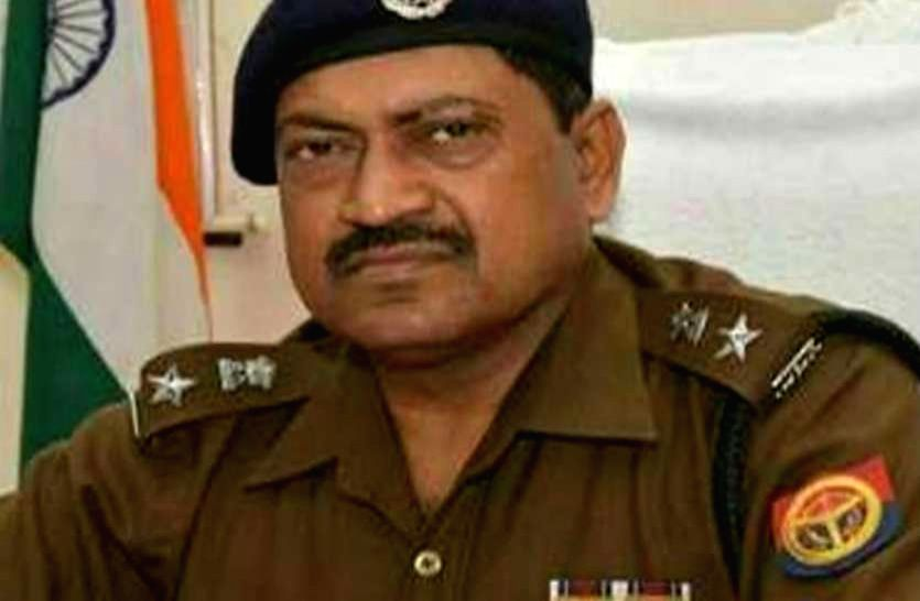 IPS officer walks down the crime trail in UP (IANS Special).