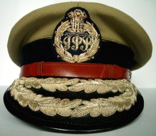 ips police cap. (Credit : Wikipedia)