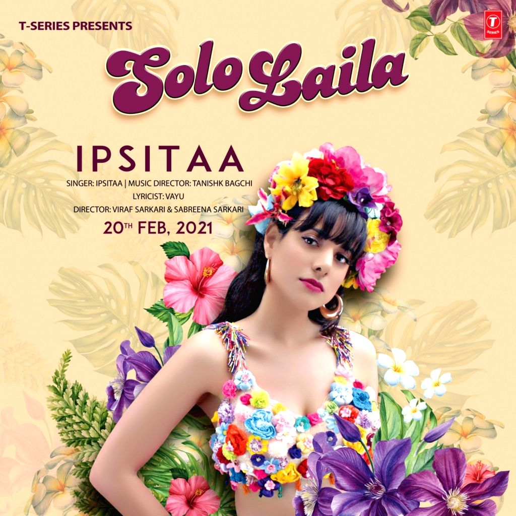 Ipsitaa dedicates new song 'Solo Laila' to women 'who dare to fly high'