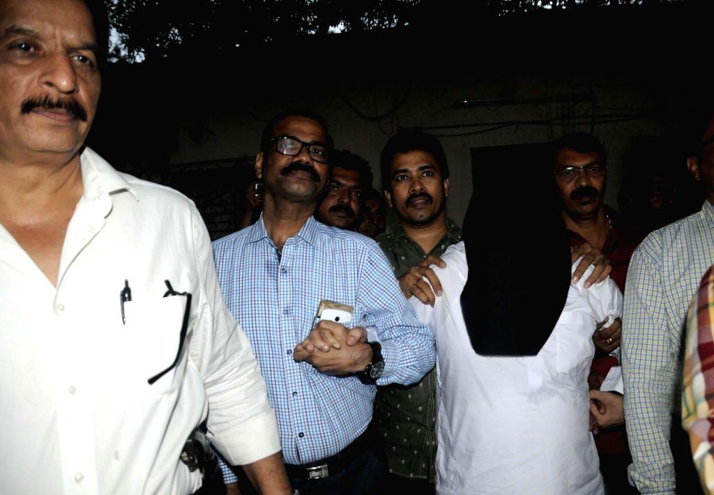 Iqbal Ibrahim Kaskar quizzed in extortion case