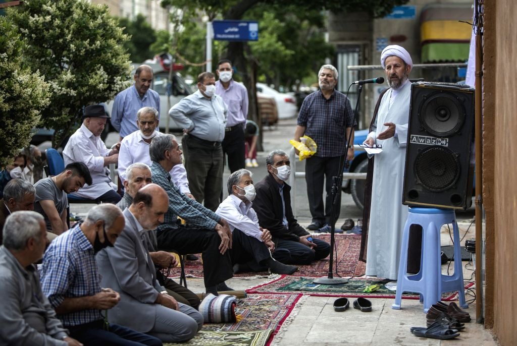 Iran re-emerges as hardest-hit Mideast country by COVID-19